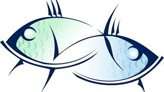 С кого най-много си пасват Рибите в любовта