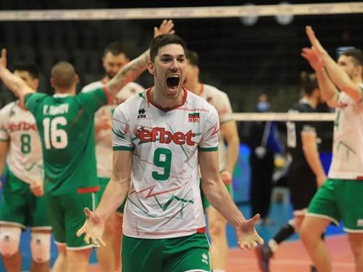 България не остави съмнение кой е №1, класира се за Евроволей 2021