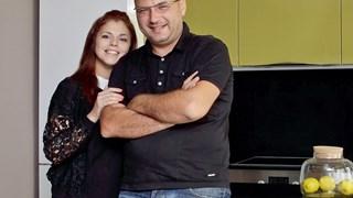 В кухнята на Иван Манчев шеф е съпругата му