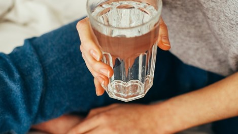 Как да пием повече вода