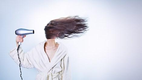 Вятър в косите за самочувствие