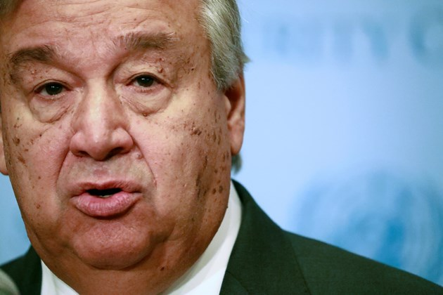 ООН с глобален план срещу коронавируса за 2 млрд. долара