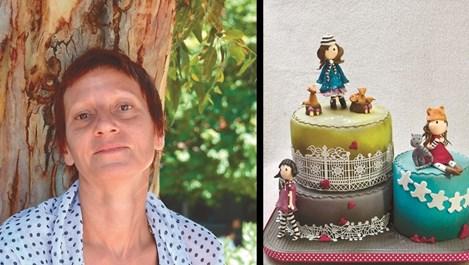 Мария Шик: Деца, щастливи от моите торти, ме радват колкото успешните случаи в операционната (галерия)