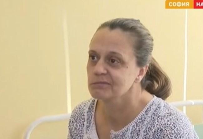 44-годишната Димитринка Йорданова КАДЪР: bTV
