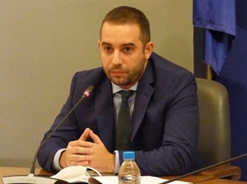 Богдан Кирилов СНИМКА: Архив