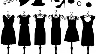 Малката черна рокля - кралицата в гардероба