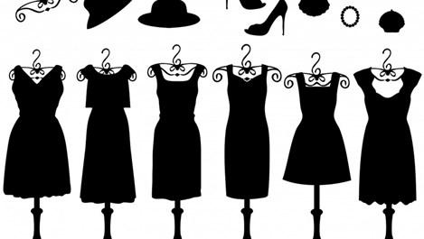 Малката черна рокля - кралицата в гардероба (снимки)