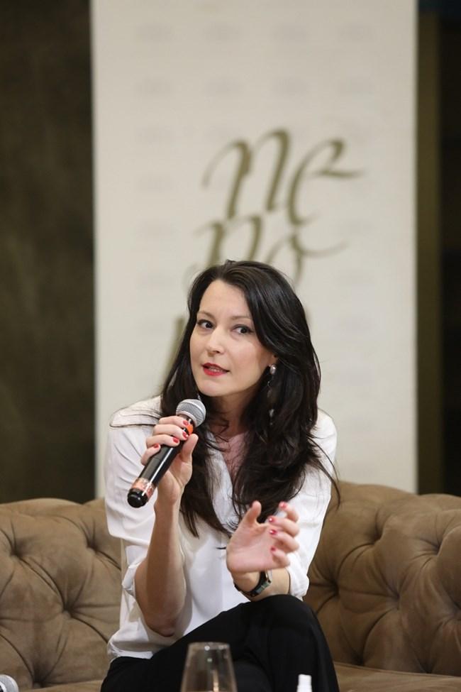 Валентина Димитрова, ментор в Emprove
