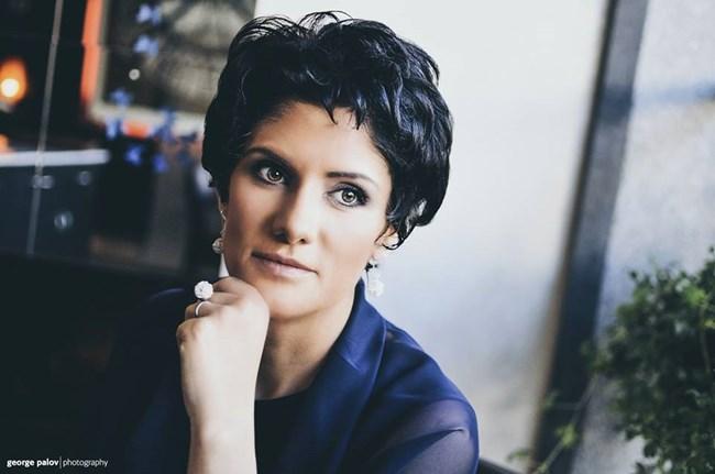 Ева Тонева, снимка: George Palov