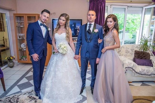 Кметът на Белица и съпругата му избраха за свой кум сина на Ахмед Доган - Демир.