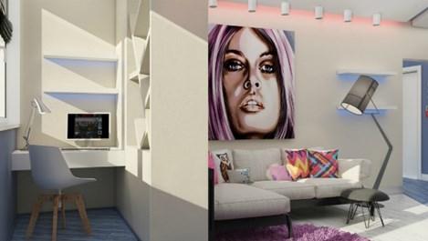 Артистизъм в жилището (галерия)