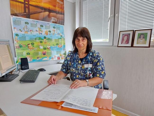 Д-р Вера Папочиева