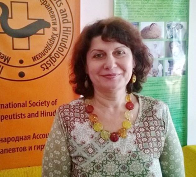 Д-р Фарида Калбахани, хирудотерапевт: Лечението с пиявици прави чудеса!