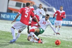 22 март 2013 г. Гъргоров се бори с двама малтийци на заснежения терен в София при победата на националния отбор с 6:0. Той вкара едно от попаденията.