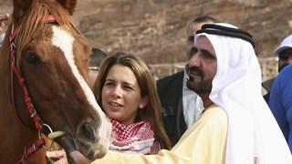 Как принцеса Хая, потомка на пророка Мохамед, се превърна в бежанка