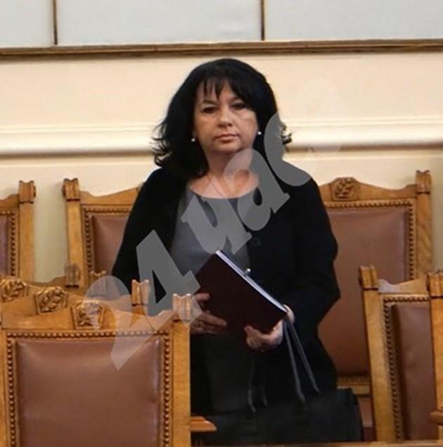 Петкова: Протестът на представителите на малките ВЕИ-та е необоснован