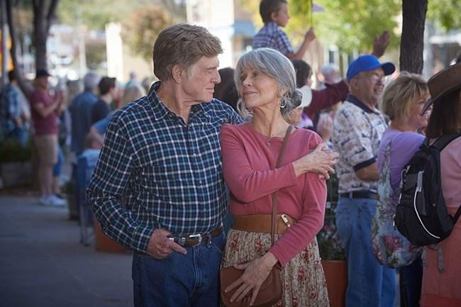 """Робърт Редфорд и Джейн Фонда отново играят заедно в романтичен филм през 2017 г. - """"Нашите души нощем""""."""
