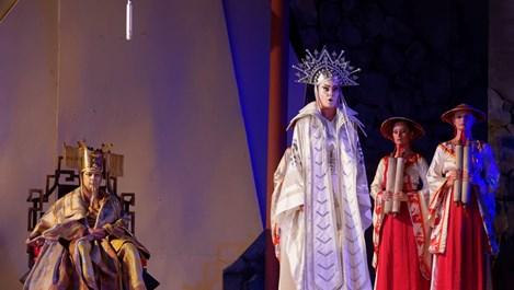 """Операта """"Турандот"""", копродукция на Варненска опера и ПармаОперАрт, с блестящи солисти на 9 март в НДК"""