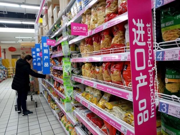 През последните 5 години Китай е намалил митата за вносни стоки с 27,5%