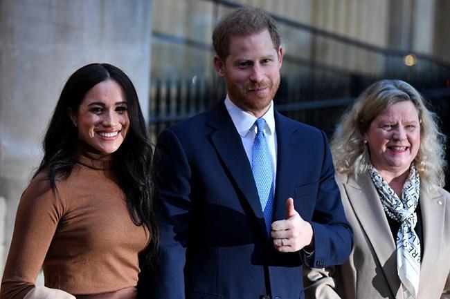 Принц Хари и Меган от няколко седмици са в Канада.