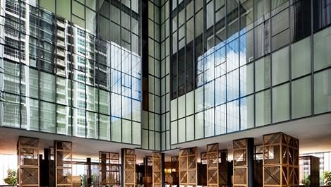 190-метров оазис в сърцето на Сингапур