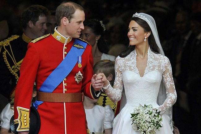 Принц Уилям и Кейт Мидълтън