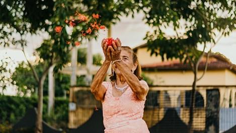 Петте неща, заради които баба ми беше щастлива на смъртния си одър