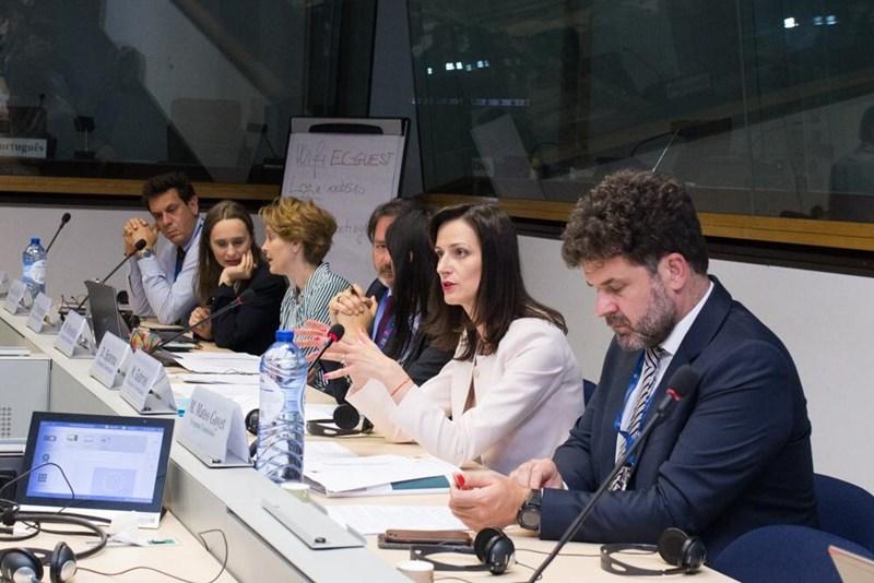 Снимки: Европейската комисия