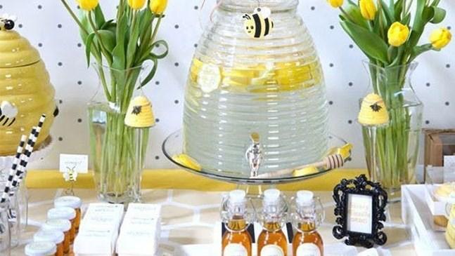 Оригинални идеи за Baby Shower парти през пролетта