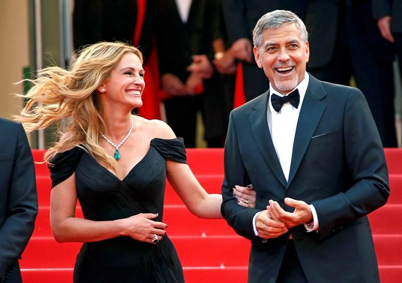 Джордж Клуни е прелъстител, но умее и да изслушва жените. СНИМКА: РОЙТЕРС