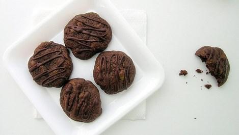Шоколадки с ядки