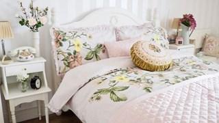 Идеи за пролетно освежаване на спалнята (галерия)