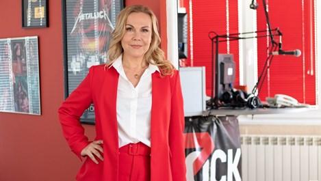 Елена Розберг в творчески отпуск от ефира на Z-ROCK