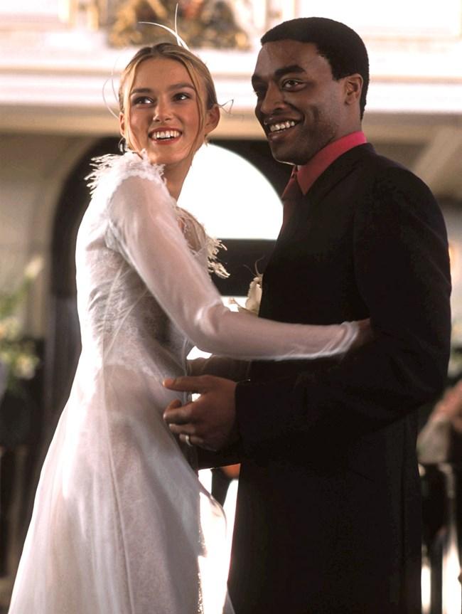 """Кийра Найтли е една от многото звезди в романтичната комедия """"Наистина любов""""."""