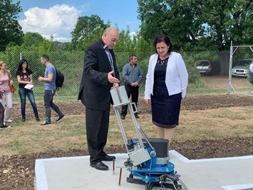 Противоградовата защита oбхваща нови 1.1 млн. дка земеделски площи в област Хасково