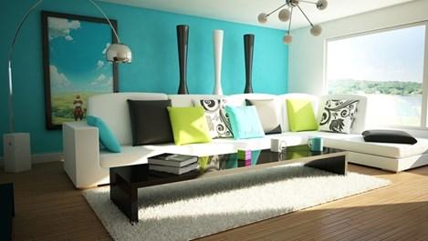 Обзаведете дома си с цветовете на морето (галерия)