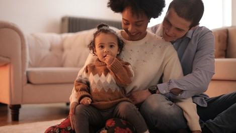 Принципи за отглеждане на щастливо дете
