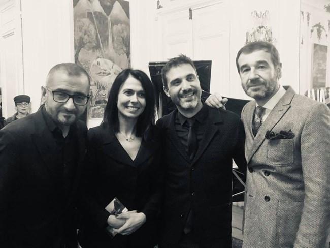 След концерта на Живко Петров и JP3 в Париж