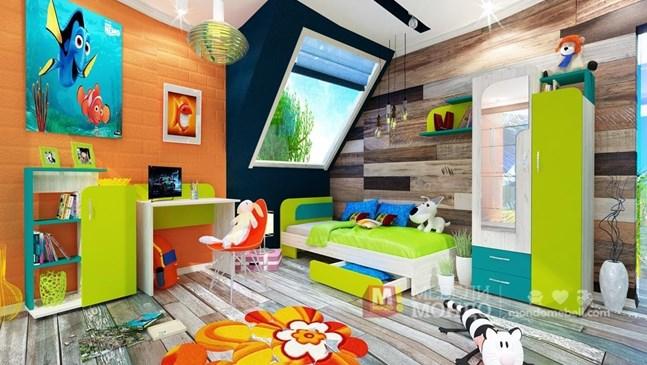 Приказната детска стая