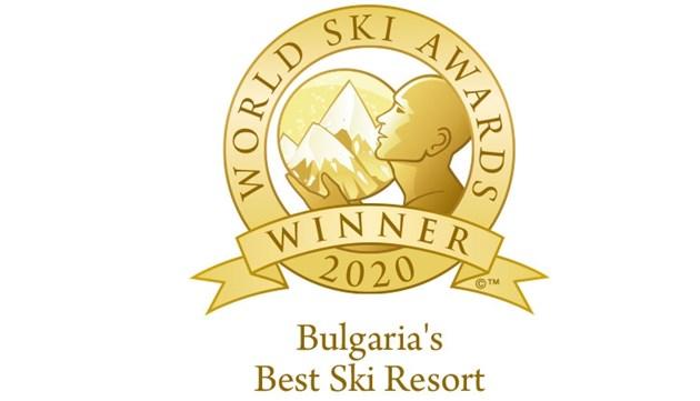 Банско с три отличия от Световните ски награди 2020