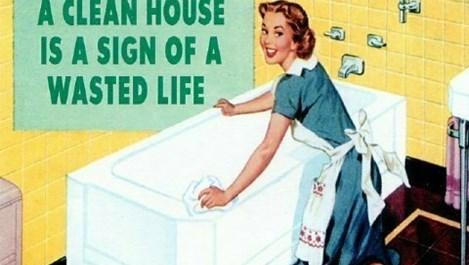 Съвети за бързо почистване на дома