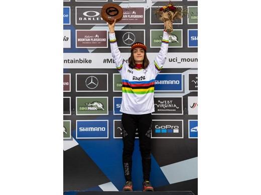 Българка спечели и световната купа в колоезденето