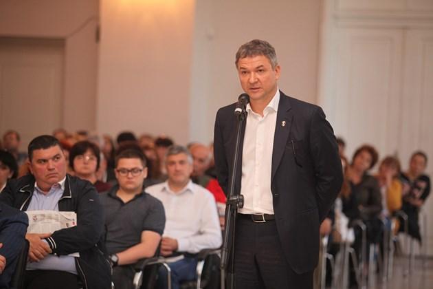 """Захариева разпитвана по случая """"Бобоков"""""""