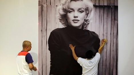 Откриха кадри с голата Мерилин Монро 57 години по-късно (Видео)
