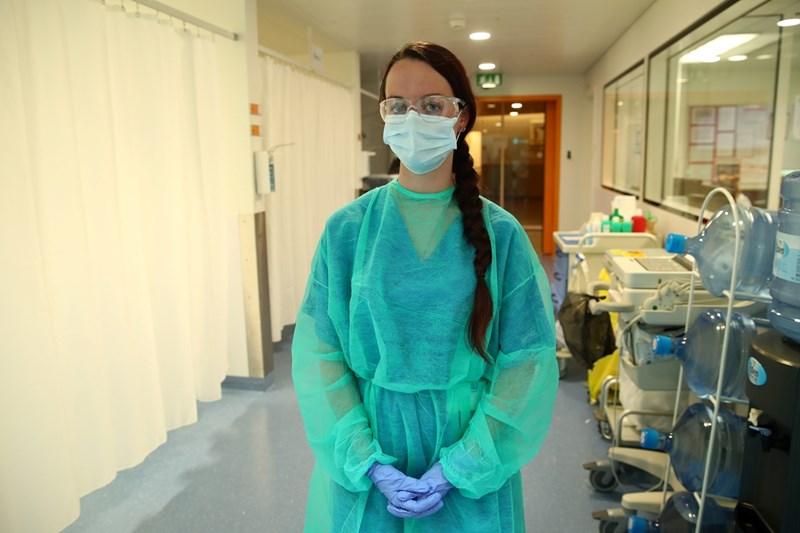 Швейцарска болница по време на заразата Снимка: Ройтерс