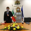 Вицепремиерът Николова подписа меморандум за сътрудничество с албанския министър Цакай