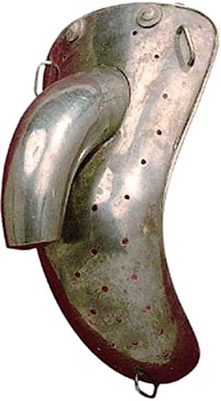 Щитът против мастурбиране, изработен и патентован от д-р Келог. Той прави ерекцията невъзможна, а при наченки на възбуда позволява да се прилага и електрошок.