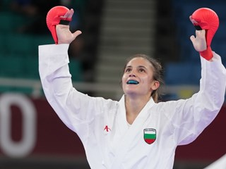 Girl power! Олимпийско злато за нашето момиче!
