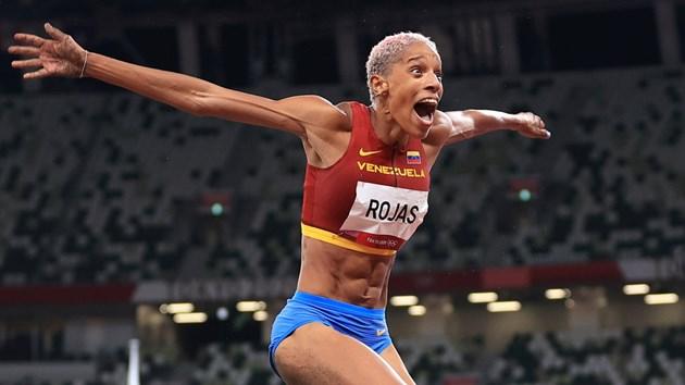 Венецуелка взе златото на троен скок в Токио, би световен рекорд отпреди 26 години