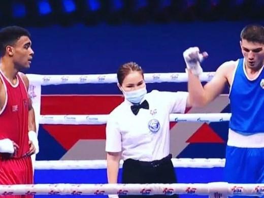 Нова българска победа на световното по бокс в Белград